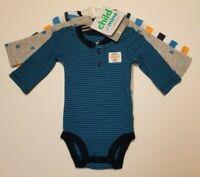 Carter/'s Baby Boys /'Mommy Digs Me/' 3 Pc Set 2-Bodysuits /& Pants Preemie