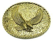 Aigle boucle de ceinture american western rodeo themed authentique baron buckles produit