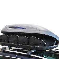 Reisetaschenset für Dachbox 4-Teilig optimale Platzausnutzung der Dachbox