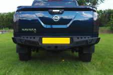 Off Road Winch Style Combat Bumper to Fit Nissan Navara NP300 2016+