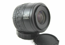 SMC PENTAX-F (K Montaje) 1:4-5.6 F = 35-80mm Lente de zoom.
