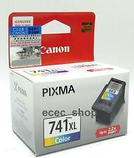 Canon PIXMA PG-741LX PG741XL Color Inkjet Cartridge MG2170/MG3170/MG4170 1 pcs