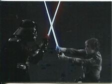 Star Wars Galactic Files Galactic Moments Chase Card GM-8