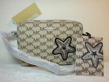 NWT Michael Kors Star Fish Patch Jet Set crossbody, None