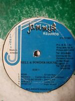 Hell & Powder House - Various Artists - Vinyl LP 1991