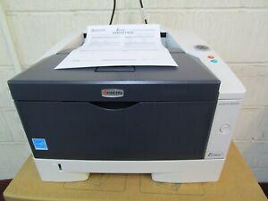Kyocera ECOSYS P2035d Black & White A4 Printer.