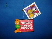 Garfield Ornament Perfection Is Hard to Improve 2102B 67