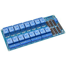 16-Kanal 5V Relais Modul 16-Channel Relay Board Module Active Low