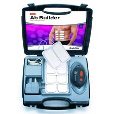 EMS Muscle Toning Ab Builder by Bodi-Tek® Build, Tone and Define your Muscles