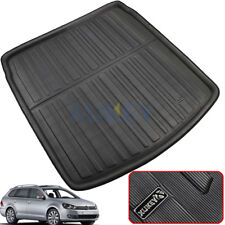 For VW Golf Jetta Sportwagen Wagon 05-14 Cargo Liner Trunk Tray Boot Floor Mat