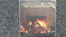 Drafi Deutscher & Chris Evans - Keep the home fires burning 7'' Single