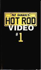 PAT GHANAHL'S  HOT ROD VIDEO #1  CUSTOMS RODS RAT DVD