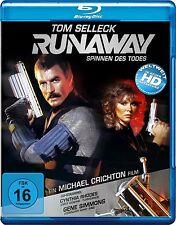 RUNAWAY (1984 Tom Selleck) -  Blu Ray - Sealed Region B for UK