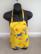 CHILDRENS APRON KIDS ONLY £4.35 + FREE UK P&P IDEAL GIFT NEW