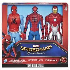Spider-Man: regreso a casa Titan Hero Series 3-Pack