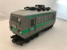 LEGO MOC 12 V E-Lok 8 x 28 mit bb12va-Motor dark gray