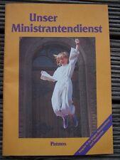 Unser Ministrantendienst, Ausg.A, Für jüngere Ministrantinnen und Ministranten