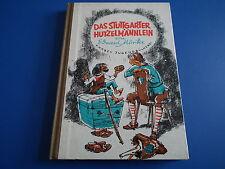 Knabes Jugendbücherei-Das Stuttgarter Hutzelmännlein-Eduard Mörike aus 1970 top
