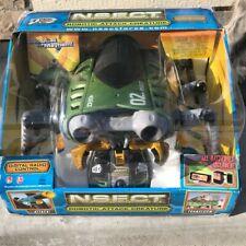 NIB Tyco R/C N.S.E.C.T ( NSECT ) Robotic Attack Creature