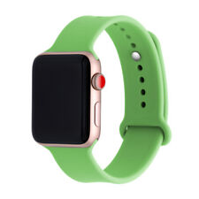 Soft Replacement Silicone Sport Strap Band For Apple Watch Series 3/1/2 38/42mm