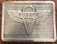 Hudson 112 car Badge
