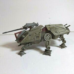 2002 Star Wars Micro Machines Action Fleet AT-TE Hasbro