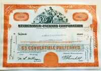 Bear Stearns issued stock certificate