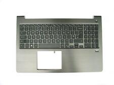 More details for genuine dell vostro 15 5568 uk layout £ keyboard palmrest plastics 3vfpj