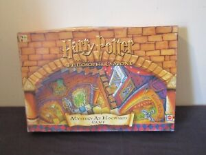 HARRY POTTER & PHILOSOPHER'S STONE MYSTERY AT HOGWARTS GAME SPARE PARTS (CHOOSE)