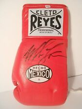 MIKE TYSON Autographed Cleto Reyes Leather Boxing Glove - NEW - FREE SHIPPING!