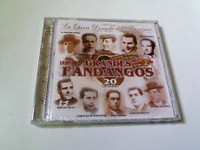 """CD """"MAESTROS DEL FANDANGO"""" CD 20 TRACKS PRECINTADO SEALED NIÑO DE MARCHENA DE UT"""