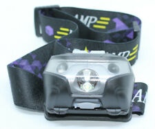 CREE LED Rechargeable Headlight 200 Lumens with Motion and standard Switch