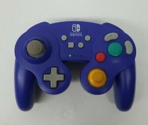 PowerA 150745201 Gamecube Wireless Controller For Nintendo Switch - Purple