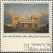 BRD (BR.Duitsland) 2719 gestempeld 2009 Leo van Klenze