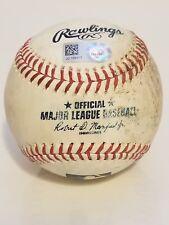 Masahiro Tanaka Yankees Game Used Baseball vs NY Mets Adrian Gonzalez MLB...