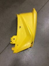 CAN AM CANAM OUTLANDER 1000 YELLOW FRONT LEFT FENDER PLASTIC OEM STOCK