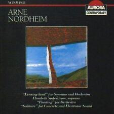 rne Nordheim - ARNE NORDHEIM: EVENING LAND +-OSLO PHILHARMONIC ORCH [CD]