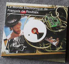 François De Roubaix, le monde electronique de françois de roubaix, CD