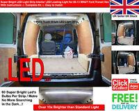 2000-2013 MK6 7 Ford Transit Van INTERIOR LOADING LIGHT Van LED Rear Loading