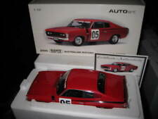 1/18 AUTOart CHRYSLER CHARGER R/T 2005 BIANTE HISTORIC CAR RED #05 #71501
