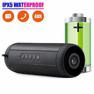Wireless Speakers Waterproof Portable Outdoor Bicycle Speaker Super Bass Stereo