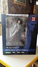 Kotobukiya ARTFX Devil May Cry 3 Vergil Pre-painted figure New Sealed in Box