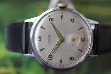 BELLISSIMO MEN'S VINTAGE MECCANICA: Hand-winding URSS inizio Watch 17 gioielli
