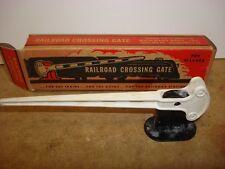 vintage railroad crossing toy   eBay