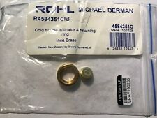 Rohl R4584351Cib Michael Berman Cold Handle Indicator & Retaining Ring Only