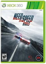 Need For Speed: Rivals [Xbox 360 XB360, Street Racing, Police Pursuit] NEW