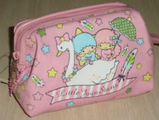 Little Twin Stars Cosmetic Bag Multipurpose Pouch with Mirror #045