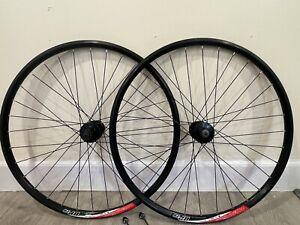 Alexrims Dp20 27.5 wheelset Quando hub