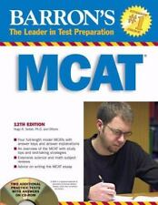Barron's Mcat : Medical College Admission Test by Kenneth E. Guyer, Carolyn.