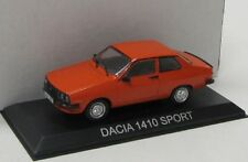 Dacia 1410 Sport ( 1988 ) orange / Altaya Blister 1:43